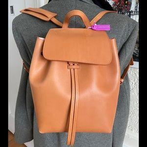 NEW! Mansur Gavriel Mini backpack - Cammello/Rosa